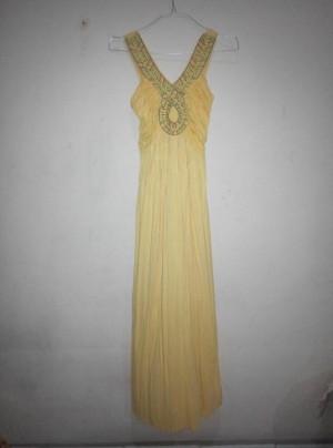 long dress / dress tali