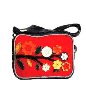 Tas Lahla Small Bag WINTER CHERRY BLOSSOM