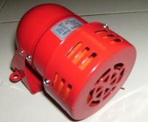 Sirine Yahagi B36 Mini Motor Siren
