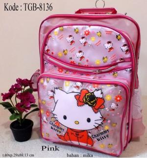 Jual Terbaru tas ransel sekolah anak perempuan Hello Kitty lucu imut ...