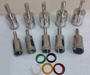 Mata Bor Batu Akik 10 bt. untuk membuat Cincin 14mm - 24mm
