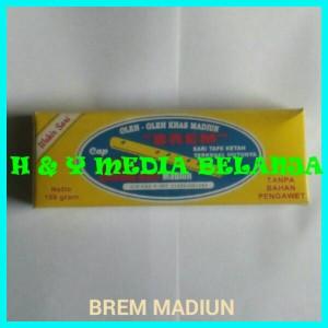 Brem (Oleh-Oleh Khas Madiun)