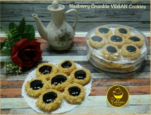 Homemade Vegan Cookies