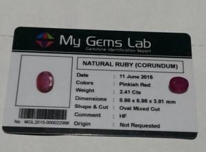 Batu Ruby Natural Ruby / Rubi Asli   472110 2b834a3e 20e4 11e5 a8c1 c73387772fba