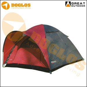 harga Tenda Double 4 Orang Great Outdoor Java Camp 4 Flysheet PE Waterproof Tokopedia.com