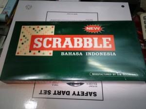 Scrabble Permainan Cerdas Anak dan Dewasa Harga Murah Mantap