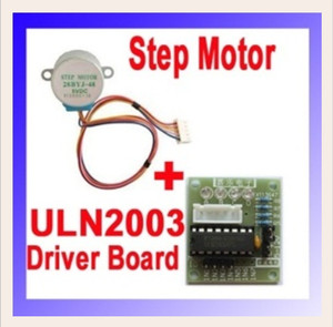 Stepper Motor 5V + ULN2003 Driver Board