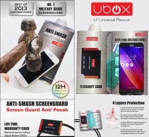 harga Jual Ubox Anti-Smash 0.25mm Screen Guard Asus Zenfone 2 5.5 ZE551ML Tokopedia.com
