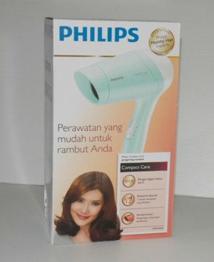 Hair Dryer ( Pengering Rambut ) Philips HP 8110 Watt Rendah