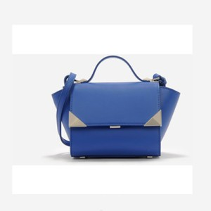 Tas Charles and Keith Metal Tip Bag Blue