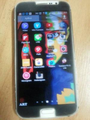 Samsung galaxy Mega 5.8 inch bekas