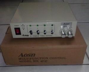 harga Video Mixer Switcher 4Ch Untuk Video Editing, dll Tokopedia.com