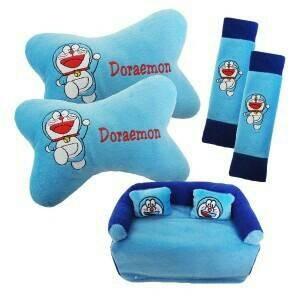 harga sarung kotak tempat tisu tissue sofa doraemon Tokopedia.com