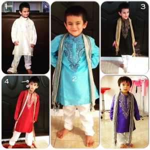 Jual Baju India Anak Cowok Laki Kurta 1 Sd 12 Tahun