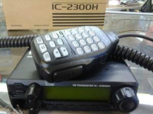 harga RADIO RIG ICOM IC-2300H MIC HM 133 VHF 65 W NEW ORI BERGARANSI Tokopedia.com