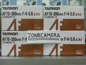 Lensa Tamron 70-300 For Canon/ Nikon FREE KENKO UV+HOOD+BLOWER