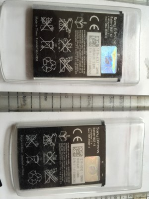 ORiginal Battery/baterai BST 43 Sony Ericsson J10 elm, J108 cedar,TXT