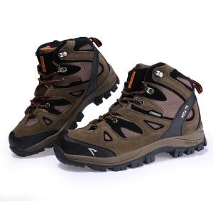 harga Sepatu Gunung/Hiking/Boot/Outdoor SNTA 463 Brown/Orange Tokopedia.com