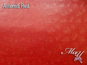 Kertas Kado Fancy Paper Classic (Artemis Red)
