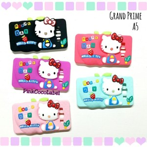 harga Softcase 3D Samsung Galaxy Grand Prime G530 : Hello Kitty Apple Tokopedia.com