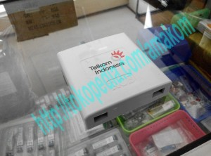harga Roset Optik RCB FTTH / Indoor Optical Outlet 2 Core SC, Box Tokopedia.com