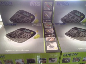 harga Epson Label Printer LW300 Tokopedia.com