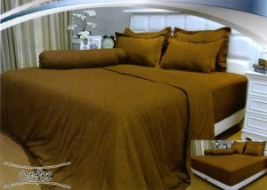 Bedcover Vallery 180 – Coffee