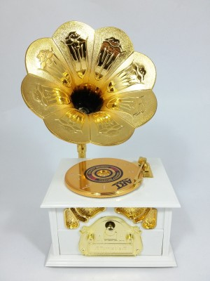 Box Music Gramophone