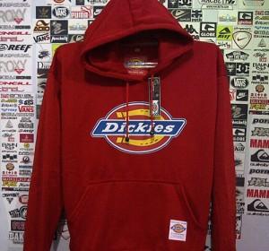 harga jaket sweater hoodie jumper merah dickies terbaru terlaris Tokopedia.com