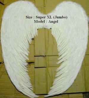 harga Sayap Bidadari / Angel wings Super XL Tokopedia.com