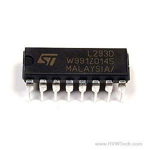 IC Driver motor L293D