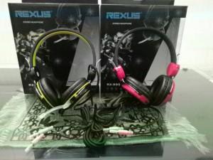 harga Headphone Gamers Rexus 995/Headphone/Gamers/Gamer Tokopedia.com