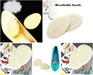 Breathable Insole Isi 2 buah