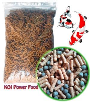 KOI Power Food (Pakan Koi Berkwalitas Tinggi)