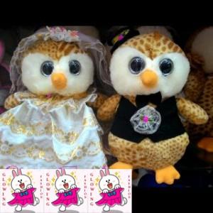 Married OWL (Harga Sepasang)