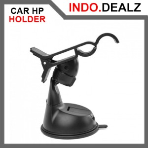 CAR HP HOLDER SINGLE CLAMP FOR HANDPHONE GPS MOBIL ANDA
