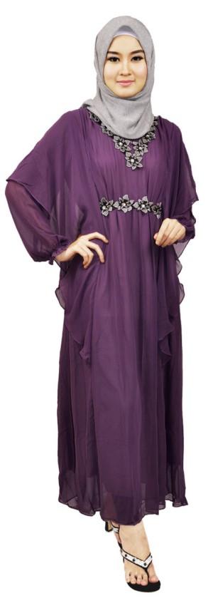 Jual Baju Gamis Sifon Java Seven Qiya 39 S Online Shop