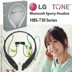 Headset Bluetooth Kalung LG HBS-730
