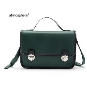 Tas Import / Mini Messenger Bag Atmosphere,UK (Green)