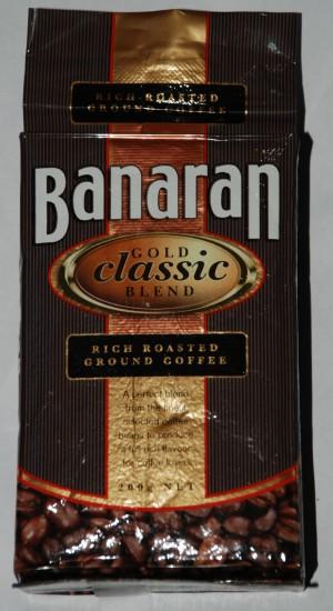 Kopi Banaran Gold Classic Blend