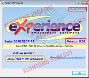 harga WingsXP 5.00 b7508 [2012] Software Mesin Bordir Embroidery Aplikasi Tokopedia.com