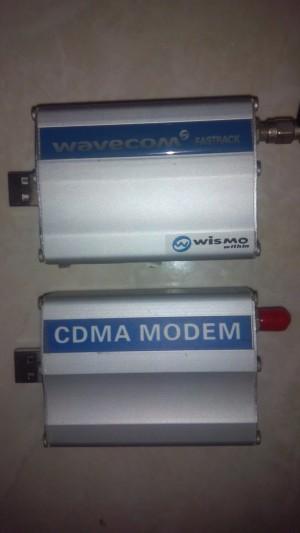 Modem wavecom cdma