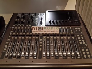 Behringer X32 Compact Digital Mixer Audio