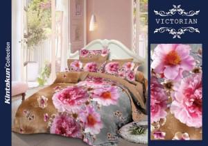 Sprei Kintakun Luxury 160 – Victorian