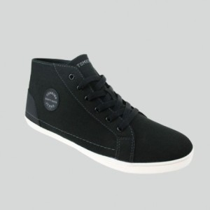 Sepatu Tomkins Frontera Man Black White