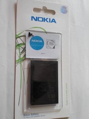 harga Baterai Original Nokia BP-5L (Nokia 7700,7710,9500,E61,N92) Tokopedia.com