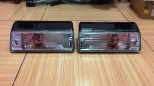 harga Lampu sen bemper depan Kijang Grand Kristal (set) + bola Tokopedia.com