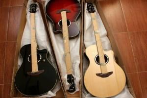 gitar yamaha apx500II custom