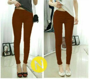 43249-jeans (bata) cln legging streach/ Pusat Grosir pakaian Wanita