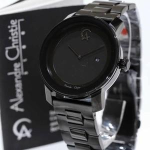 harga Jam Tangan Alexander Christie AC 8357 Black Man Tokopedia.com